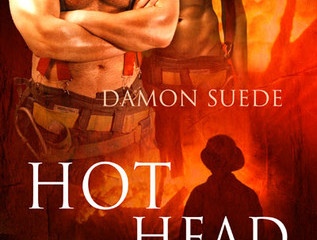 What Makes Damon Suede's Hot Head Work?