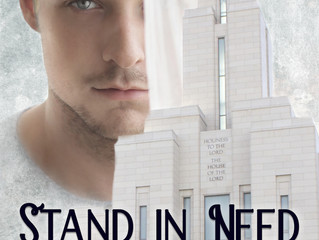 Book Release: Stand in Need of Comfort