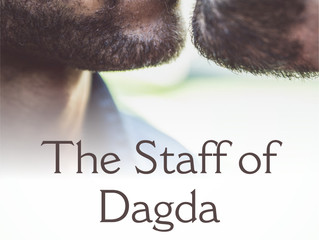 The Staff of Dagda Cover Reveal