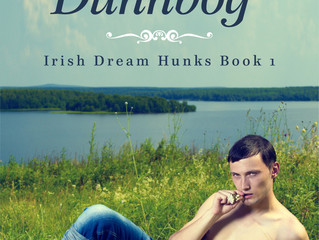 The Harp of Dunnbog Cover Reveal