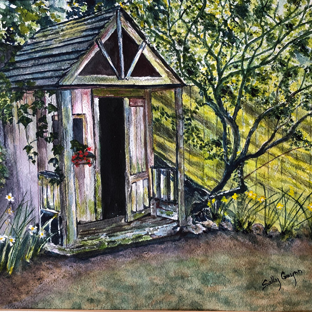 """""""Old Playhouse"""""""