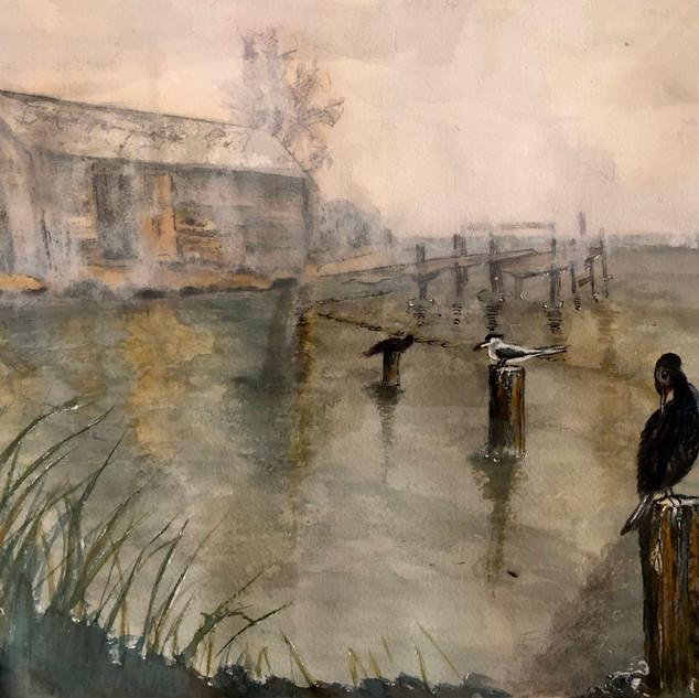 """""""Oyster House at Merroir"""""""