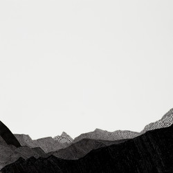 Mountain in Calm_04
