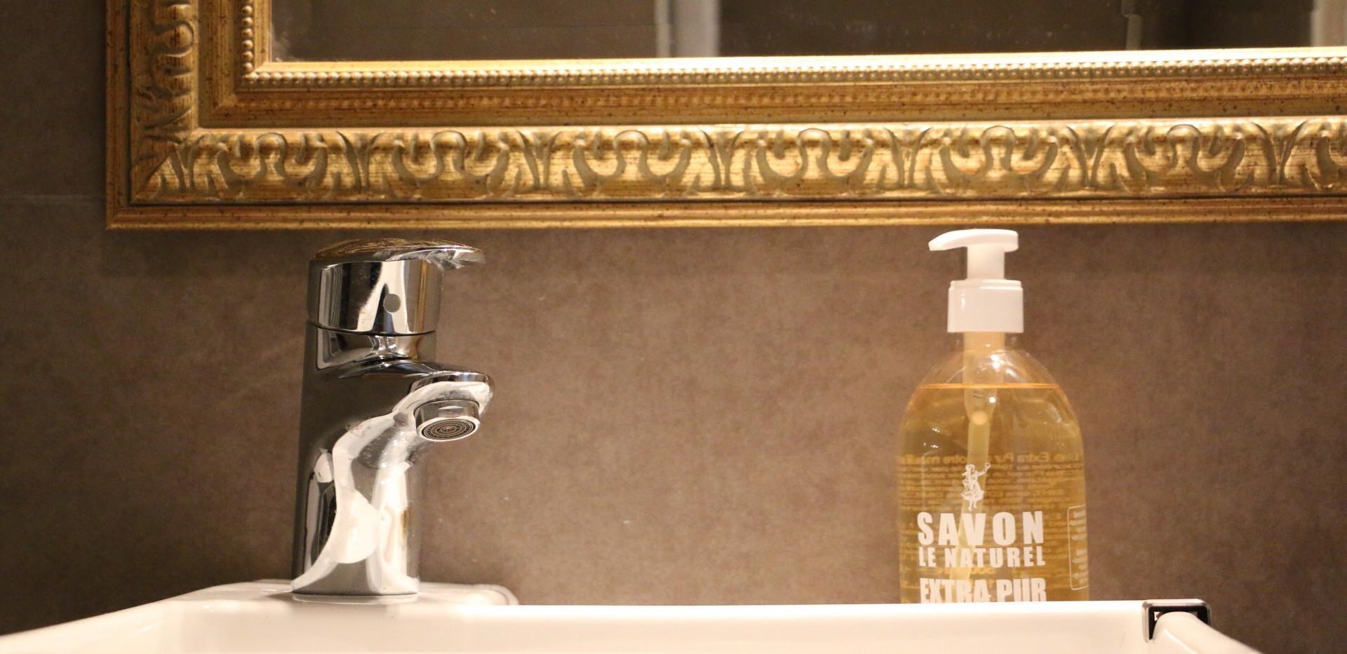 Salle de bain La Marambille, Le Petit Manoir de la Vernelle