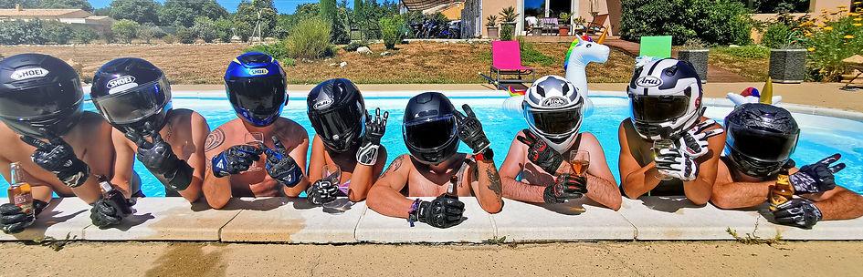 La colo des bikers de Bros & Bikes