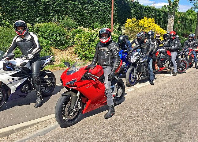 Colo des bikers Bros & Bikes