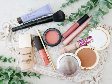 My 'Everyday' Make-up Products