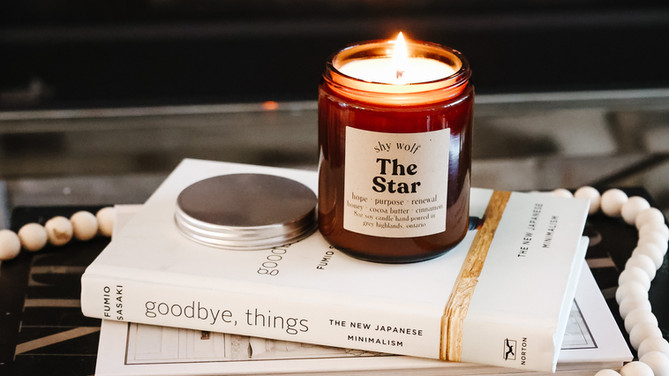 THE BEST CANDLES FROM SMALL CANADIAN SHOPS