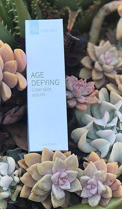 AGE DEFYING clear skin serum