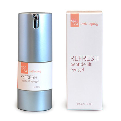 REFRESH peptide lift eye gel