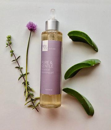 PURE & GENTLE botanical cleansing gel