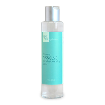 3-in-one DISSOLVE micellar cleansing water