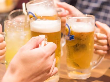 【紋別開催】体に優しいお酒の飲み方
