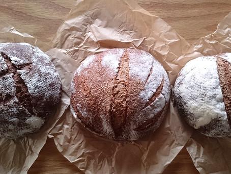 【受付終了しました】スペルト小麦のパンの予約販売開始のお知らせ