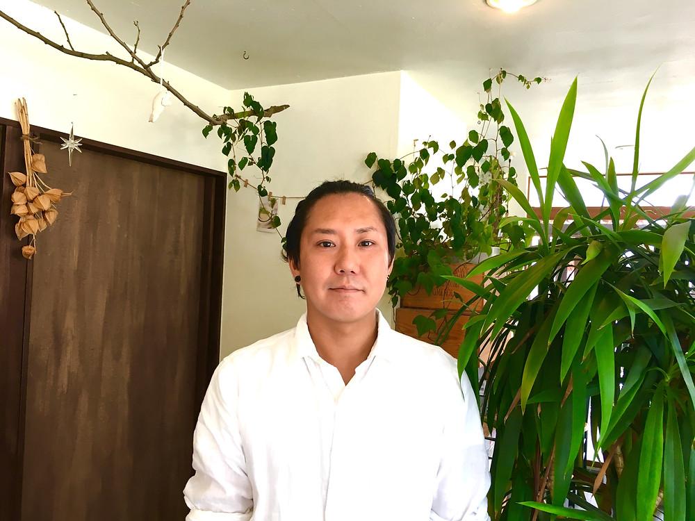 鍼灸師の伊藤