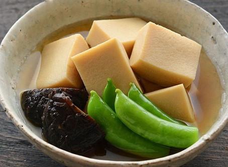 高野豆腐食べたい