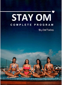 StayOm 4 month Home Program