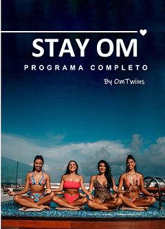 StayOm Programa completo 4 meses
