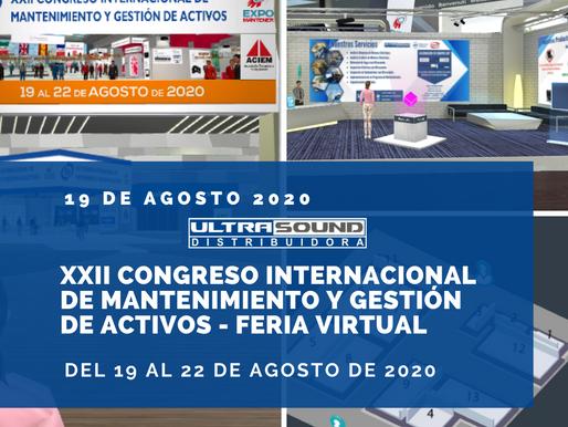 """""""FERIA VIRTUAL CIMGA-EXPOMANTENER"""", 19 de agosto 2020"""
