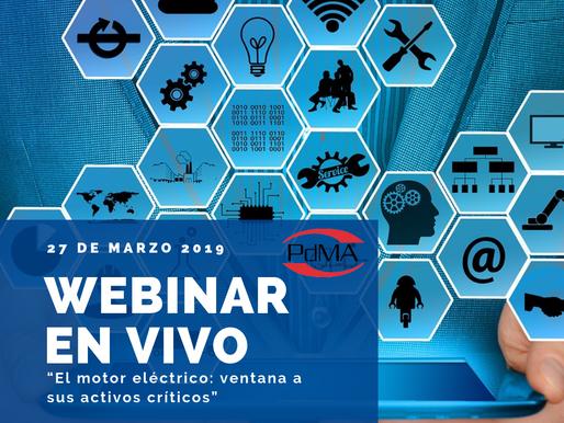 Webinar en vivo Presentado por PdMA Corporation.