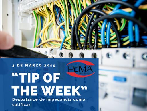 """TIP OF THE WEEK"" de Pdma Corporation,  4 de marzo 2019"