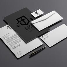 Eke Law Firm | Logo Design
