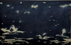 TIRIMIL, 2021, Acryl auf Baumwolle, 120x190 cm