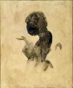 OLAMIASUM, 2020, Acryl auf Baumwolle, 60x50 cm