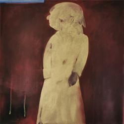 KATOSATIR, 2020, Oel auf Baumwwolle, 40x40 cm