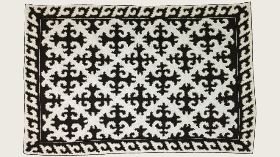 ZIMPI, 223 x 165 cm