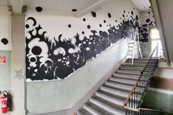 Wall painting Progr Bern 2019