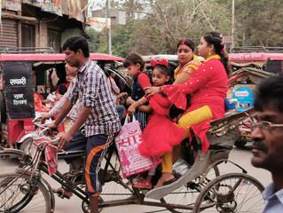 Indien in der Enge