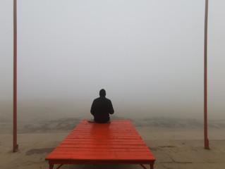 Im Nebel der Wahrheiten (am Ganges)
