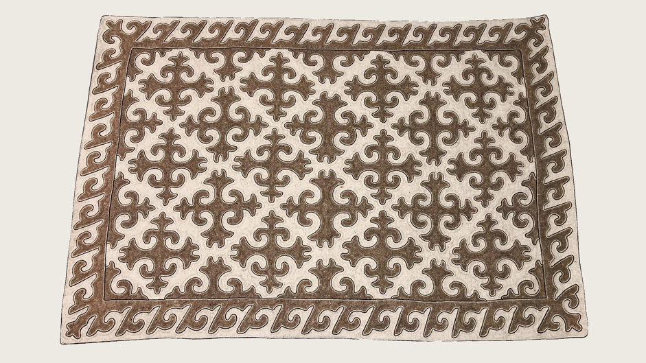 GASIUN, 256 x 169 cm