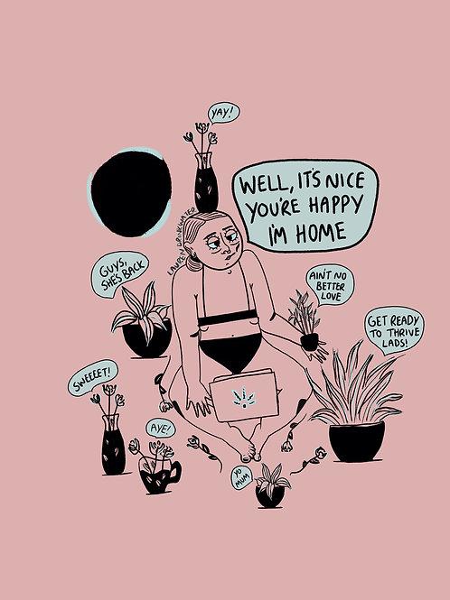 Plant Mum