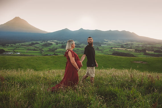 maternity photographer new plymouth