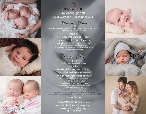 Amanda Ritchie Photography Newborns