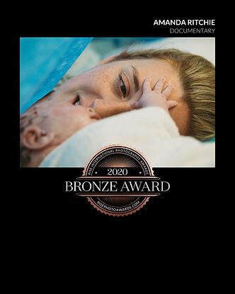 Birth Photography Award