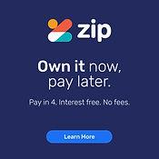 Payment Plans through Zip
