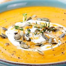 #L22 - Pumpkin Mushroom Soup