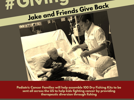 #GivingTuesday-Jake and Friends Give Back!
