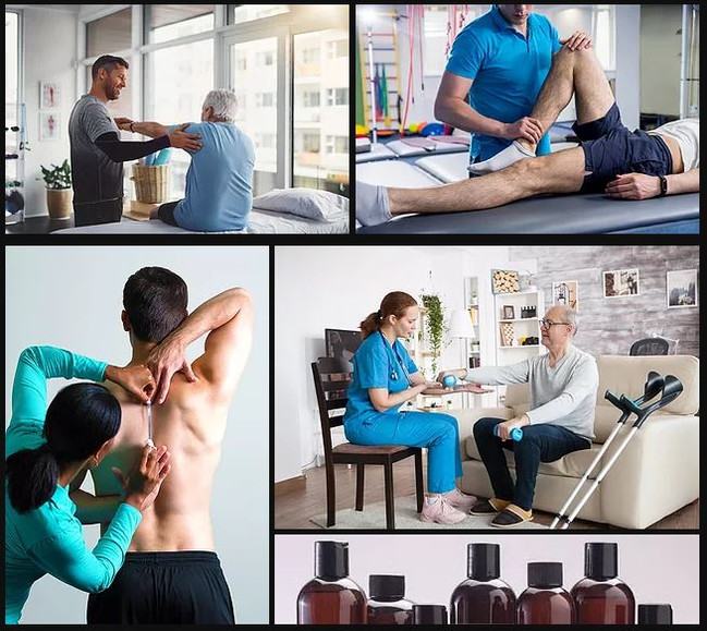 Physical and Musculoskeletal Therapy