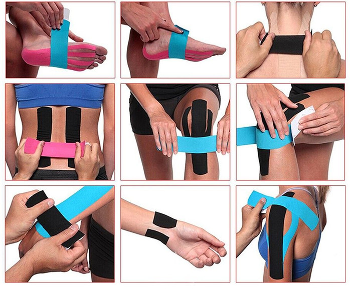 Sports Recovery / Preventive Taping