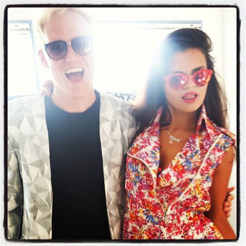 MIC'S Jamie Laing and the Beautiful Bip Ling Love Ataraxi