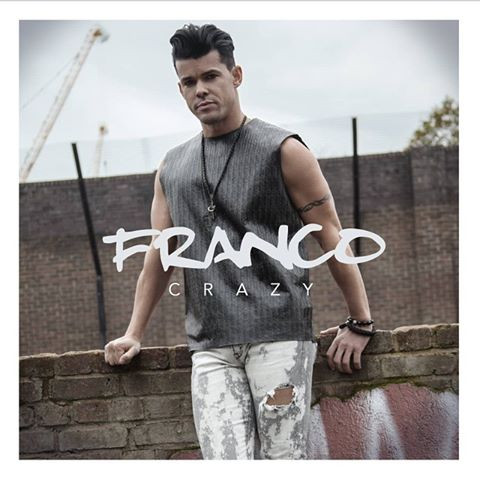 ON THE COVER OF FRANCO'S ALBUM