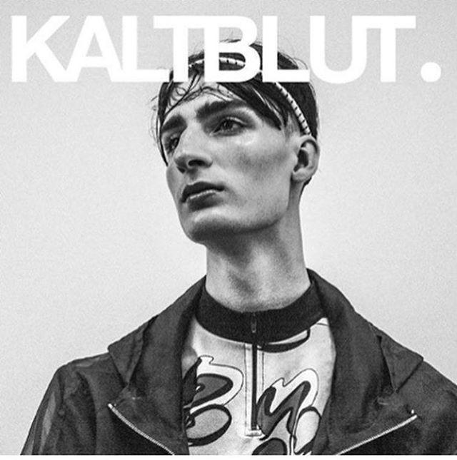 Upcoming editorial in _kaltblut_magazine