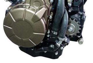 250 cc and 500 cc engine