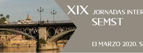 SUSPENDIDO XIX Jornadas Intercongresos de la Sociedad Española de Medicina y Seguridad en el Trabajo