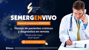 SEMERGEN- SESION INFORMATIVA COVID-19