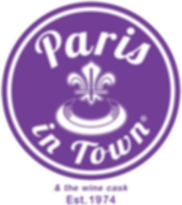Paris In Town Logo